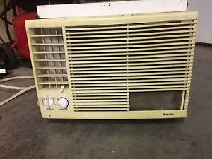 Air conditioners 5000 but $60 every thing works