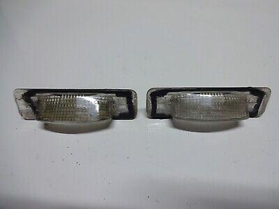 Orig. Mercedes CLK W208 Cabrio Mopf Kennzeichenbeleuchtung 1708200356 leuchte