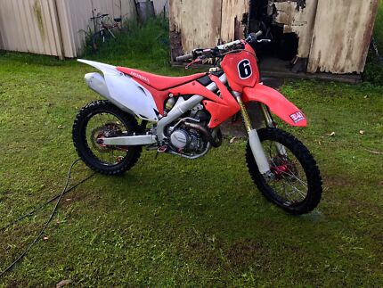 2011 Honda CRF 450 complete engine/parts
