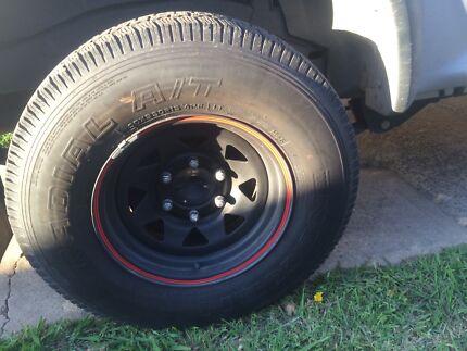 """15"""" sunraiser wheels Campbelltown Campbelltown Area Preview"""