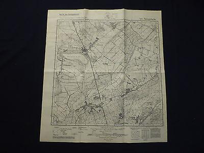 Landkarte Meßtischblatt 3145 Nassenheide, Teschendrof, Grünberg, Liebenberg 1945