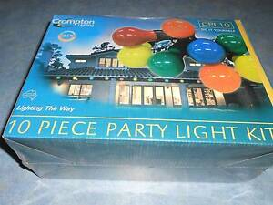 10 Piece DIY Party Light Kit New in Box Eagleby Logan Area Preview