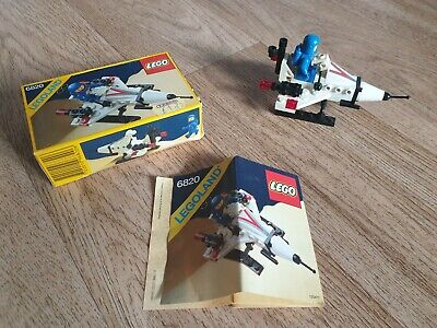 Vintage Space Lego Kit #6820