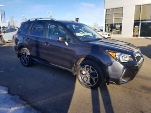 2015 Subaru Forester XT Limited with Eyesight Option