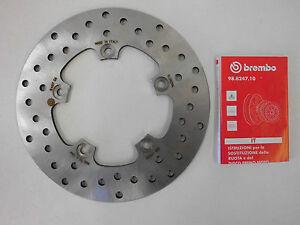 Brembo Bremsscheibe Bremse hinten Aprilia ETV 1200, RSV 1000, Mille, R, SP, RSV4