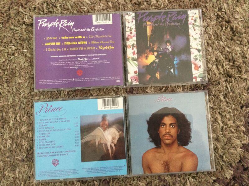 Prince CD Lot