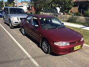 1993 Mitsubishi Lancer Sedan Umina Beach Gosford Area Preview