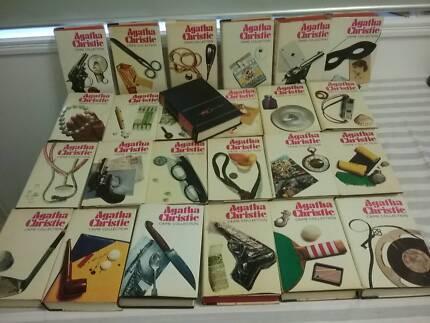 Agatha Christie Crime Collection 24 Book Set