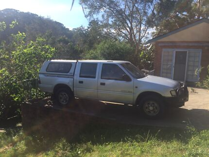 1999 Holden Rodeo LX TF