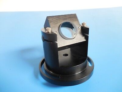 Adjustable Angle Optical Lens Mount With 34 Dia Unknown Optical Lens