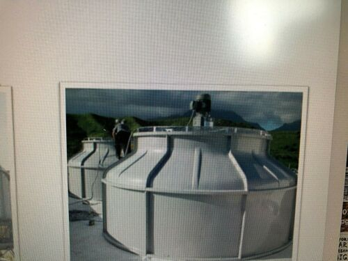 cooling tower 400 ton