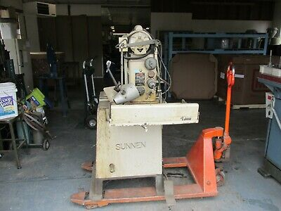 Sunnen Precision Honing Machine Model Mbb 1290 With Some Tooling