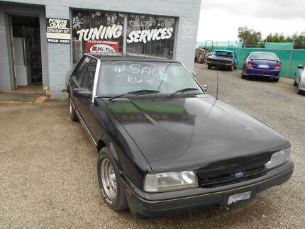 1987 Ford Falcon xf auto 6 cylinder Nar Nar Goon Cardinia Area Preview