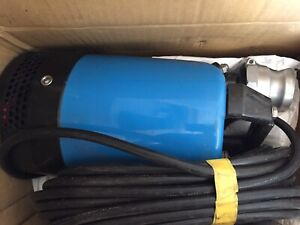 Sump pump dewatering pump submersible