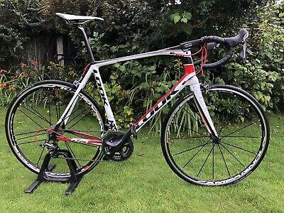 LOOK 675 Carbon XL Road Bike Campagnolo Ultegra