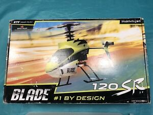 Blade SR120 RC Helicopter