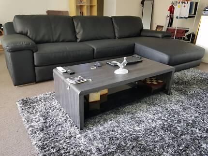 Tribeca 3 Seater Chaise Modular Sofa RRP $1699