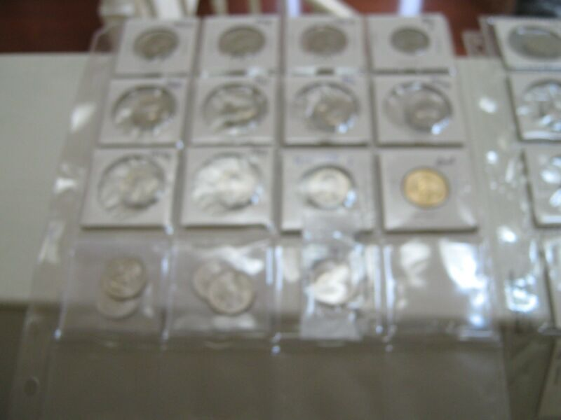 Washington Quarters , Mixed Lot of 33 ,  1967-2013 , UnCirc.