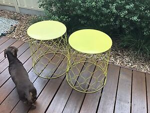 Outdoor tables Albert Park Charles Sturt Area Preview