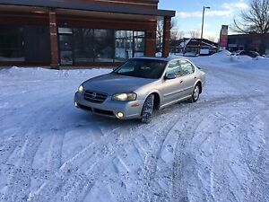 Nissan Maxima 2003 SE Cuir/Leather