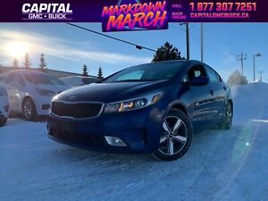 2018 Kia Forte LX+ | HEATED SEATS | REAR CAMERA | 47K KMS