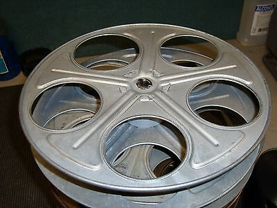 35mm 1000 foot METAL FILM REEL