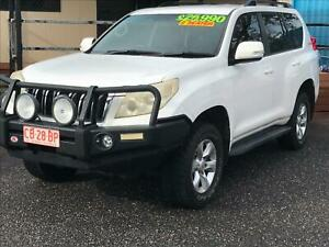 2009 Toyota LandCruiser SUV Winnellie Darwin City Preview