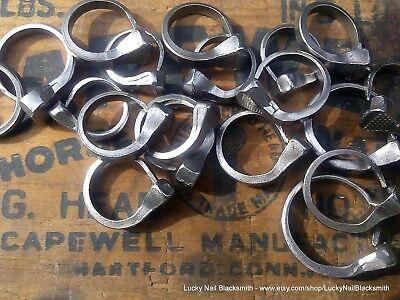 Horseshoe Nail Ring