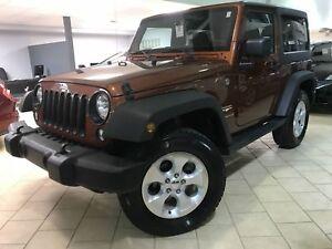 Jeep Wrangler Sahara NAVIGATION 2 TOITS 4X4