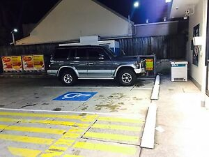 1995 Pajero gls manual for a quick sale Gladesville Ryde Area Preview