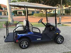 EZ-GO RXV Golf Cart Four Seater Excellent condition Hope Island Gold Coast North Preview
