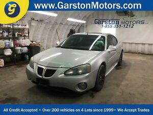 2004 Pontiac Grand Prix GTP****AS IS CONDITION AND APPEARANCE***