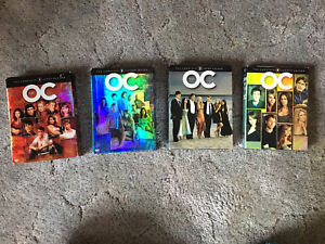 Complete Boxed Set Of The OC