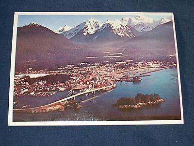 Sitka  Alaska Postcard