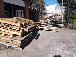 Free firewood pallets Underwood Logan Area Preview