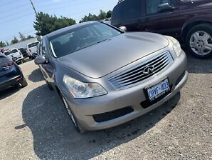 Infiniti G35X FULLY LOADED EXCELLENT CONDITION