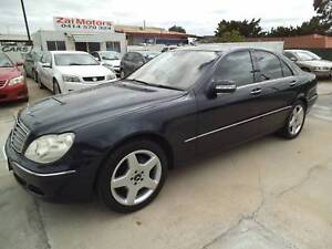 2004 Mercedes-Benz S350 Sedan AUTO FULL SERVICE HISTORY $10990