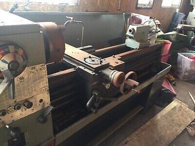 colchester triumph 2000 center lathe used