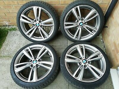 BMW Alloy Wheels 19 inch Style 442M MSport 3 / 4 Series F30 F31 F32 F33