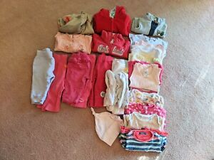 Free Baby Girls Clothes Bundle Size 00