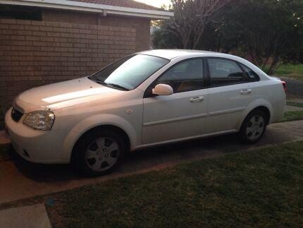 2006 Holden Viva Sedan Moree Moree Plains Preview
