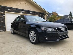 2010 Audi A4 Premium Quattro AWD **REDUCED TO SELL**