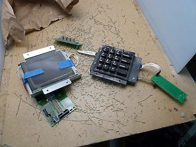 Triton 9600 Series Keypad Screen Epp-t3.0 9500-2010 2l-25