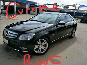 CURRENT RWC 2008 Mercedes-benz C220 CDI Turbo
