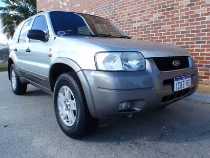 2005 Ford Escape XLS V6 AUTO Wagon Victoria Park Victoria Park Area Preview