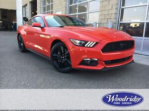2017 Ford Mustang EcoBoost Premium 2.3L ECOBOOST PREMIUM COUP...