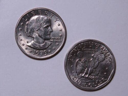 1979-P Susan B Anthony Dollar - Uncirculated SBA