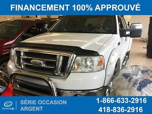 Ford F-150 Supercab 4x4 2008