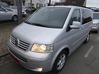 Volkswagen Multivan T5 Highline TDI 4Motion,174PS,Stdhzg,Le