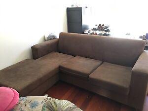 Free L Shape Sofa Homebush Strathfield Area Preview